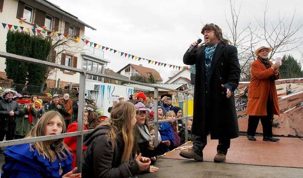 Buntes Treiben beim Schergassen-Jahrmarkt in Reichenbach