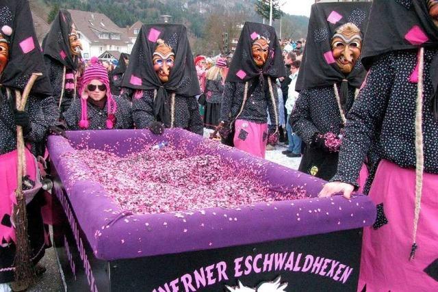 Fotos: Großer Umzug in Münstertal