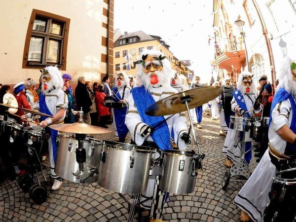 Griechen aus der Schweiz:  Die Grachsymphoniker aus Basel haben den Euro noch nicht.