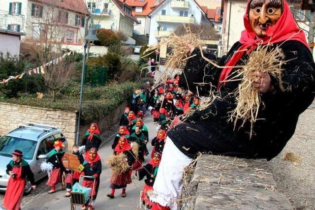 Fotos: Umzüge in Pfaffenweiler, Ebringen und Ehrenkirchen