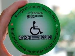 Barrierefreies Bauen