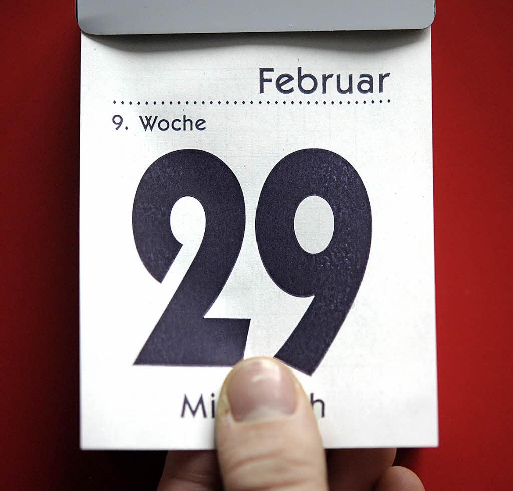 Kalender zum abreißen
