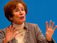 Beate Klarsfeld: Die Gegenkandidatin