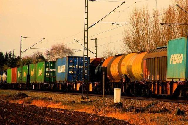Rheintalbahn: Verhandlungen stehen kurz vor dem Durchbruch