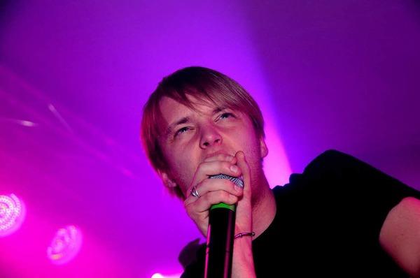 Harte Riffs, coole Sounds: In Breisach haben vier Bands das Publikum gerockt.