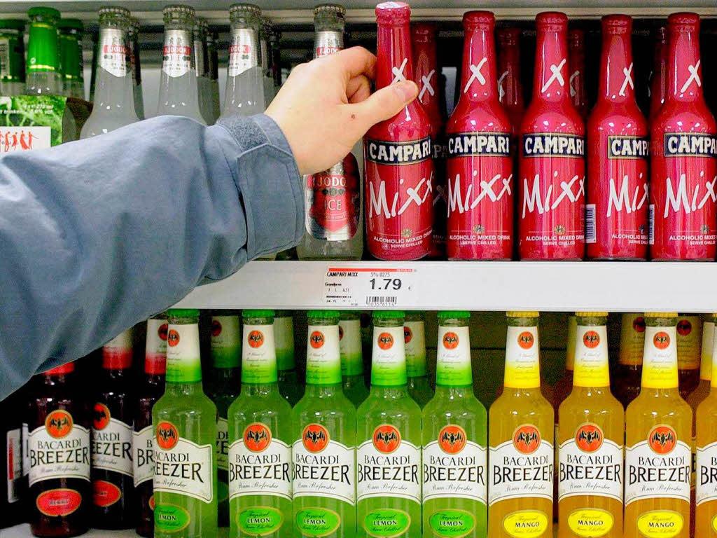 Testkäufe: Fast jeder zweite Händler gibt Jugendlichen Alkohol ...