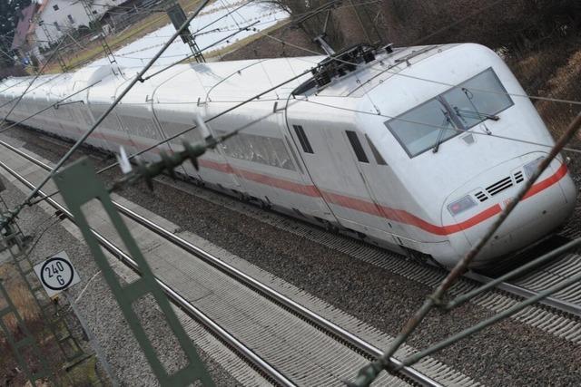 Durchbruch in Berlin: Rheintalbahn nach Wunsch der Bürger