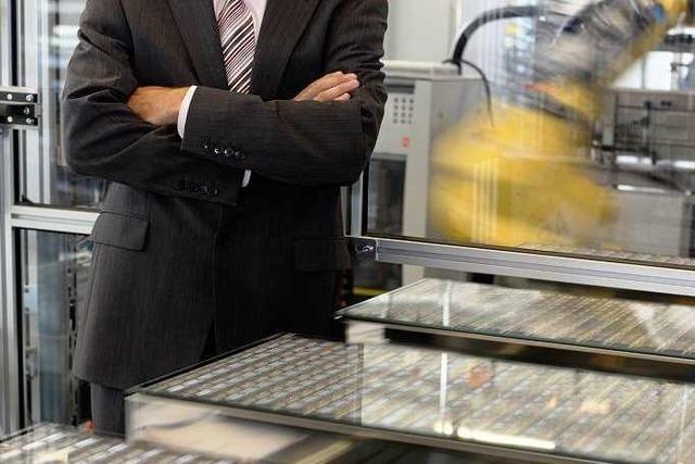 Soitec aus Freiburg gewinnt Jobmotor 2011