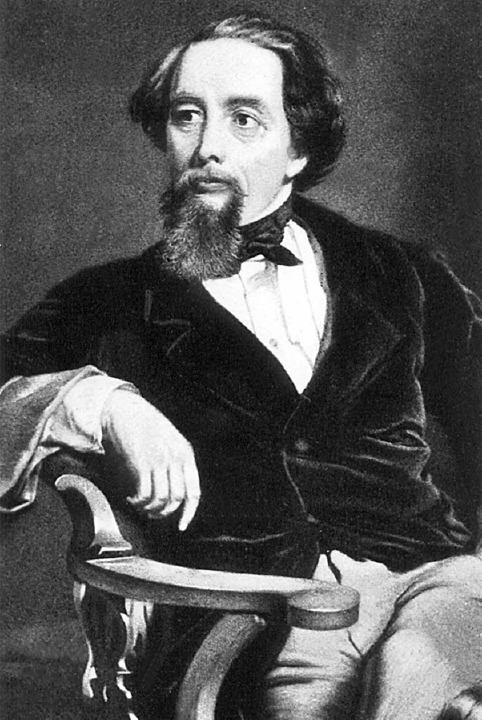 Charles Dickens     Foto: dpa
