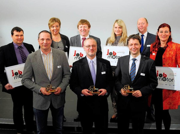 Jobmotor 2011 &amp;#8211; die Gewinner des Wettbewerbs