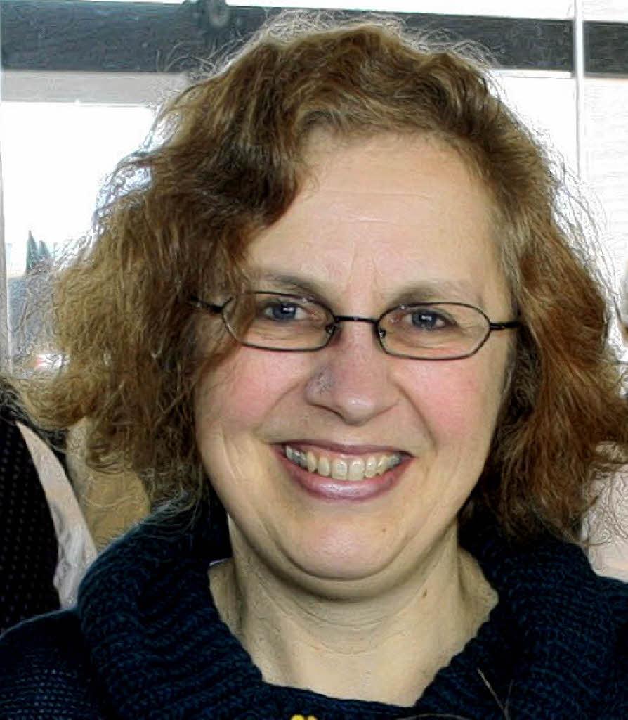 <b>Annette Lange</b> in Würzburg - 56885385