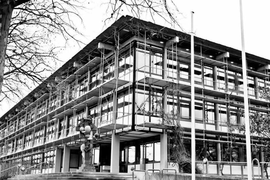 Das Technische Rathaus in Freiburg - ein Campus mit Charakter (Foto: Carlotta Huber)