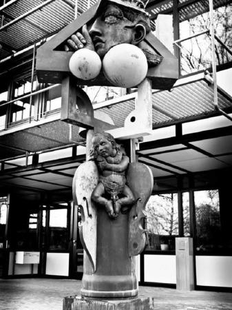Das Technische Rathaus in Freiburg - ein Campus mit Charakter