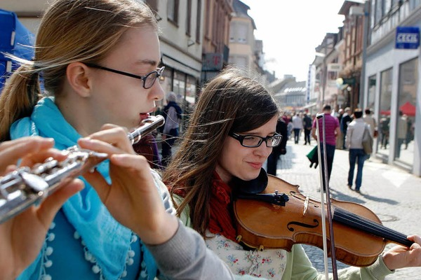Umsonst und drau�en: Open-air-Konzert