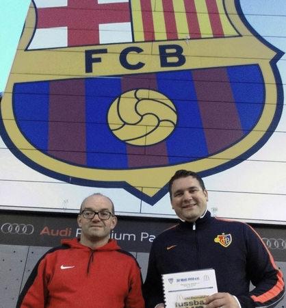 fc barcelona jugend