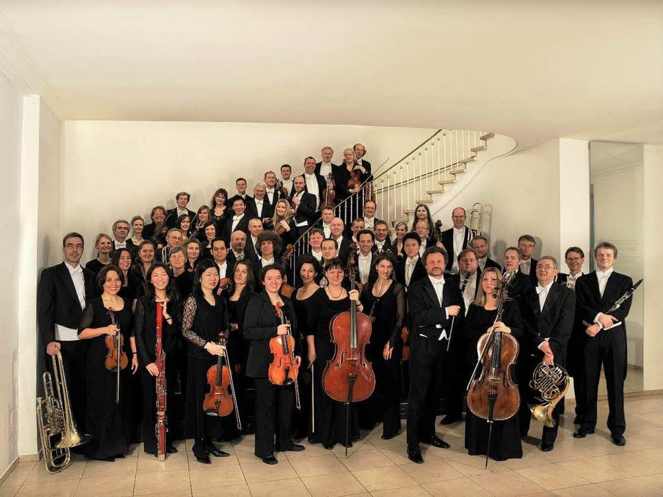 Es feiert einen Geburtstag der besonde...das Philharmonische Orchester Freiburg  | Foto: Maurice Korbel.