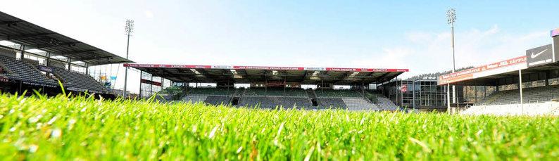 Die Stadionpl�ne des SC Freiburg