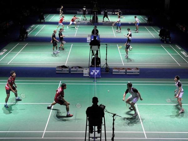 <ppp>auch bei den Swiss Open im Badminton trifft sich die Sportelite<ppp></ppp></ppp>