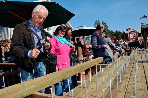 Saisoneröffnung im Europa-Park mit der neuen Holzachterbahn, Ralf Schumacher und dem Blick in die Zukunft.