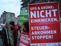Steuerabkommen mit der Schweiz droht zu scheitern