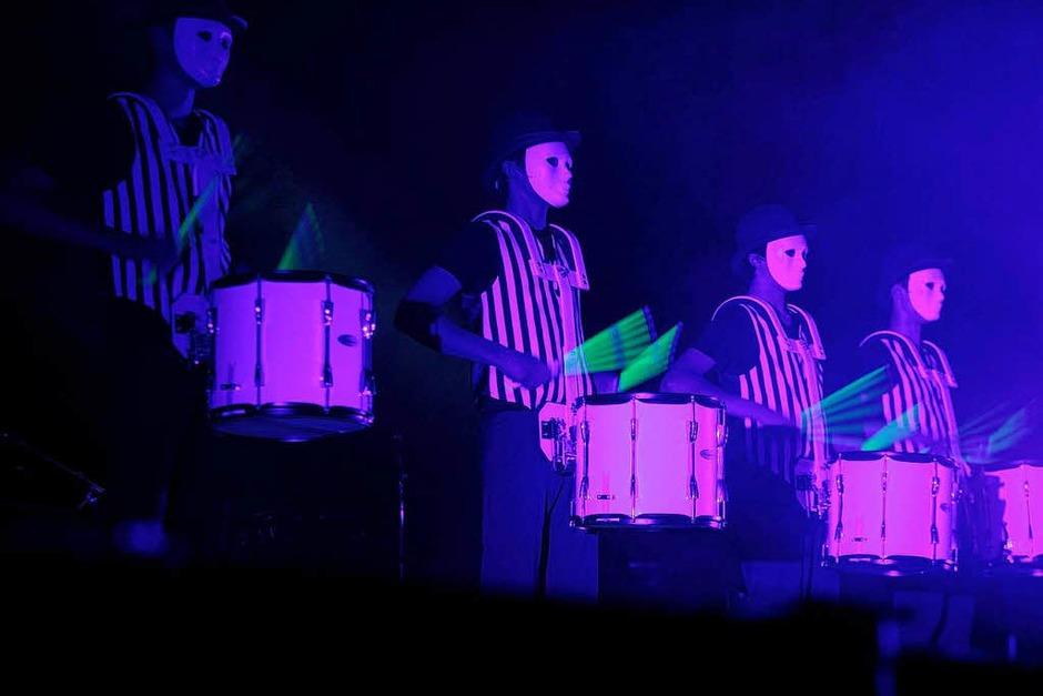 Magische Momente bei den Magic Drums (Foto: Christoph Breithaupt)
