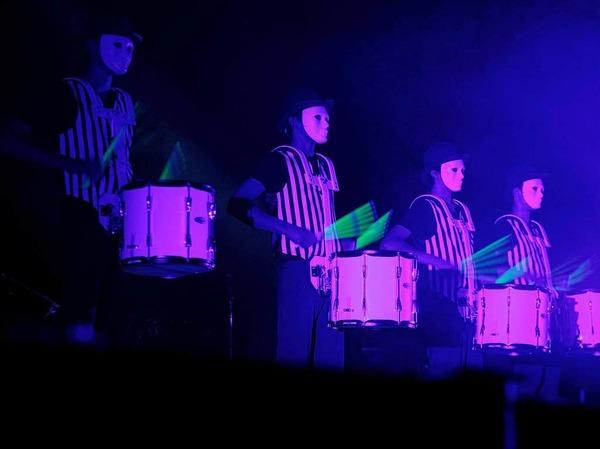 Magische Momente bei den Magic Drums