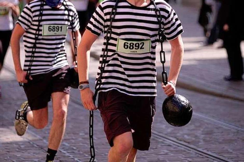 Der Freiburg Marathon - ein Fest für Läufer (Foto: Janos Ruf)