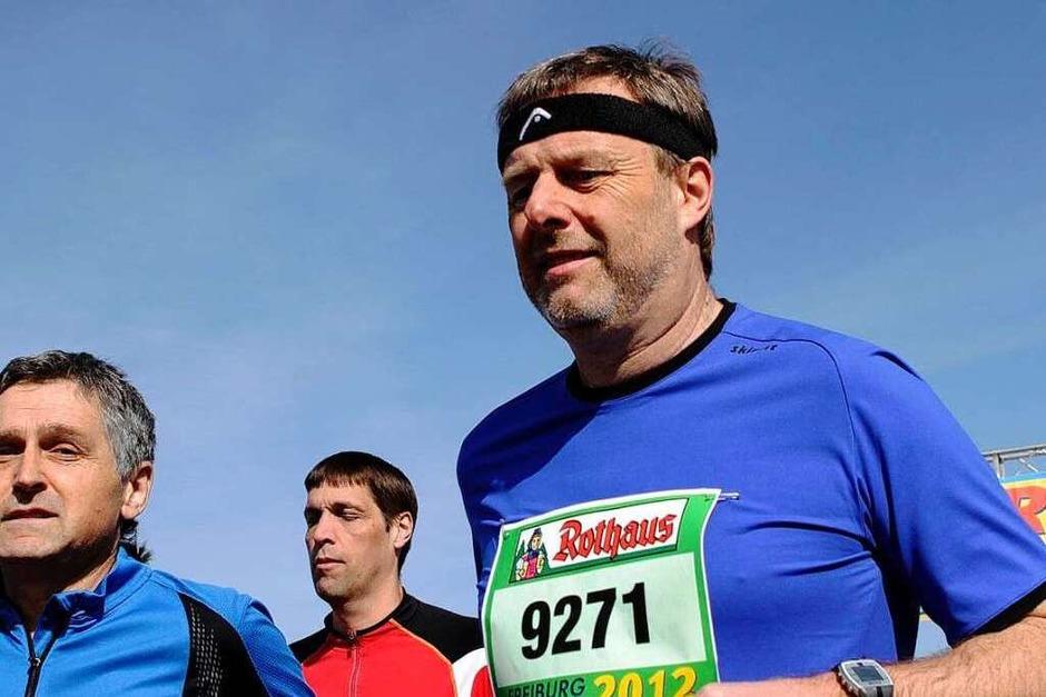 Der Freiburg Marathon - ein Fest für Läufer (Foto: Oliver Huber)