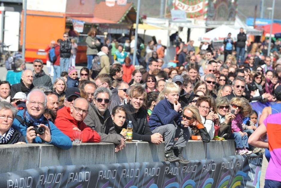 Der Freiburg Marathon - ein Fest für Läufer (Foto: Rita Eggstein)