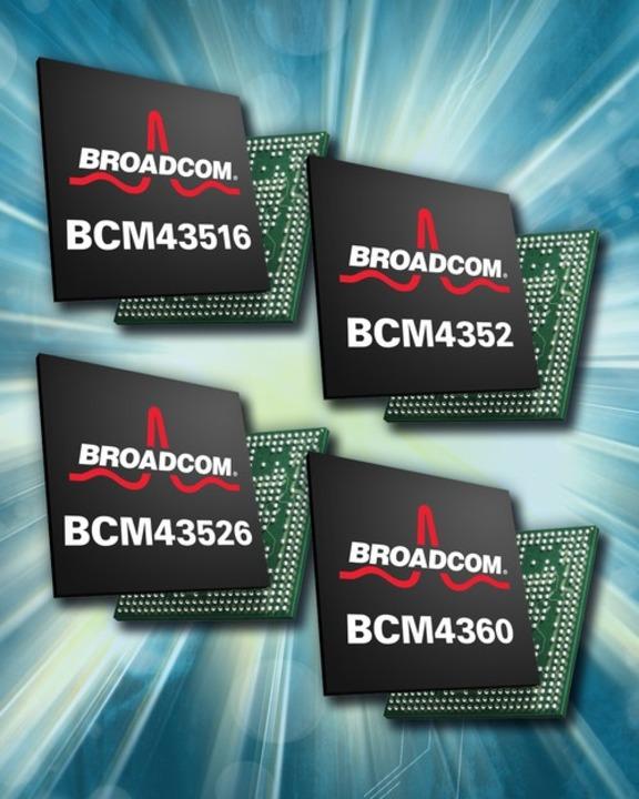 11ac-Chips von Broadcom  | Foto: IDG