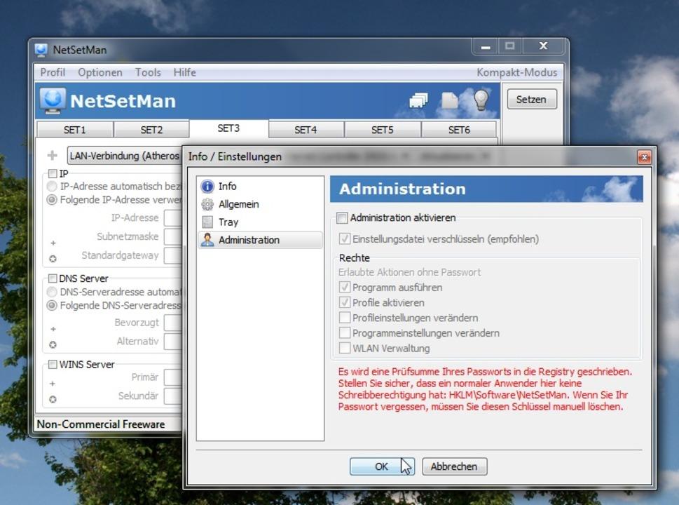 NetSetMan  | Foto: IDG