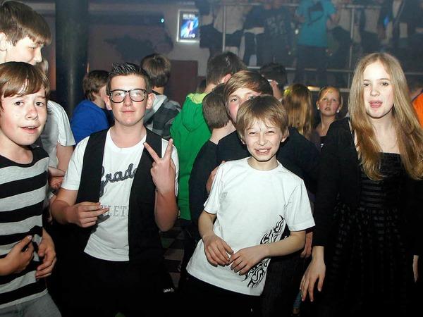 Abtanzen, mitsingen, chillen - Friesenheimer Kinderdisko im Nachtwerk in Lahr
