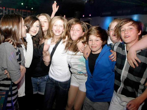 Abtanzen, mitsingen, chillen – Friesenheimer Kinderdisko im Nachtwerk in Lahr