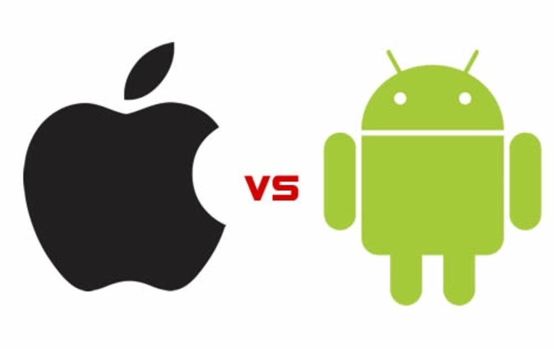 Android versus iPhone:  | Foto: IDG