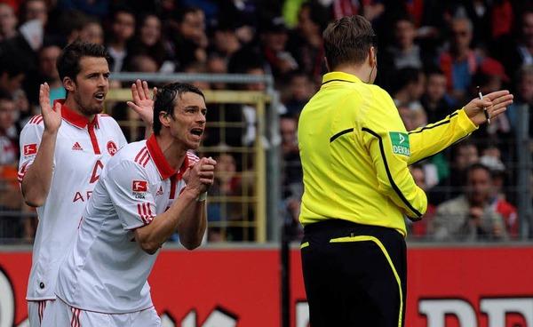 Das Ende ihrer Serie von vier Niederlagen wird den Nürnbergern kein Trost gewesen sein. Ein Punkt war nach diesem Spielverlauf zu wenig für sie.