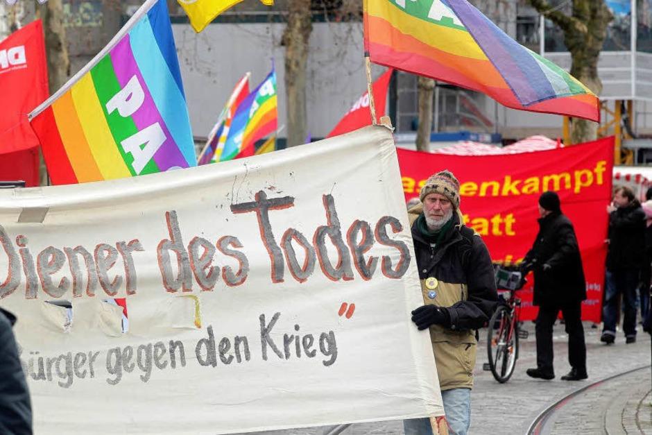 ...so wie hier in Bremen. (Foto: dapd)