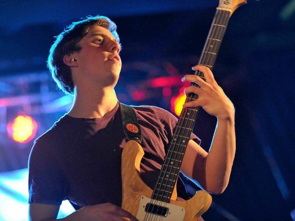 Heiße Gitarrenklänge  aus der Schweiz: die Bell Baronets
