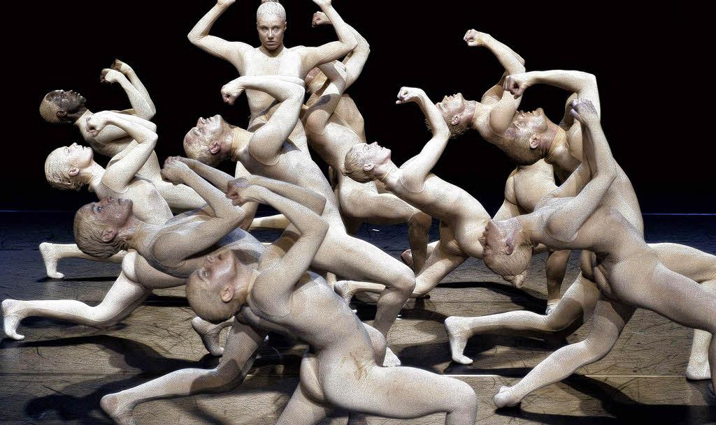 Im vip Nackt tanzen