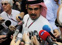 Formel-1-Rennen in Bahrain: Keine Spur von Normalit�t