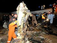 Flugzeug bei Islamabad abgest�rzt – kaum Hoffnung auf �berlebende