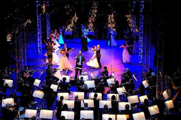 Tanzeinlage der Tanzschule Gennaro & Christian