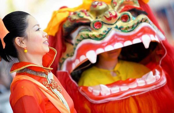 China ist das Partnerland der Hannover Messe 2012.