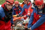 Fotos: Busunglück – Probe für den Ernstfall in Dachsberg