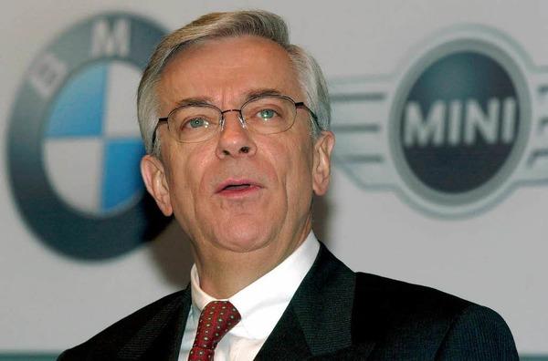4. Joachim Milberg, BMW, 505.000 Euro