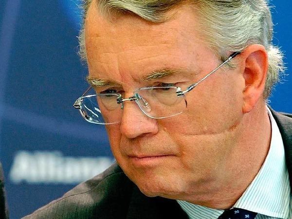 8.  Henning Schulte-Noelle, Allianz, 366.800 Euro
