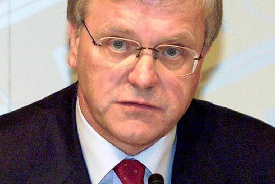 9. Werner Wenning,   EON,   363.300 Euro (Foto: Roland Weihrauch)