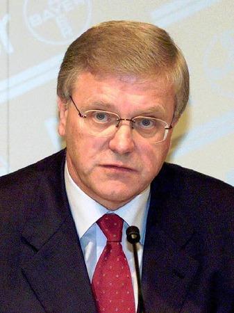 9. Werner Wenning,   EON,   363.300 Euro