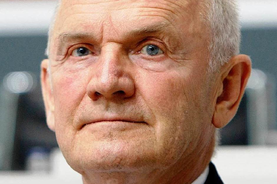1. Ferdinand Piech, Aufsichtsratsvorsitzender von VW:  850.200 Euro. Weltweit liegt Piech  damit auf Rang 11. Das selbe Amt hat er bei MAN inne, 245.000 Euro (Rang 17) (Foto: dapd)