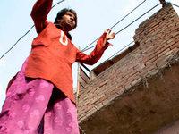 Zauberer-Slum Kathputli soll weichen