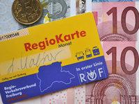 Preiserhöhung: Regiokarte überspringt die 50-Euro-Marke